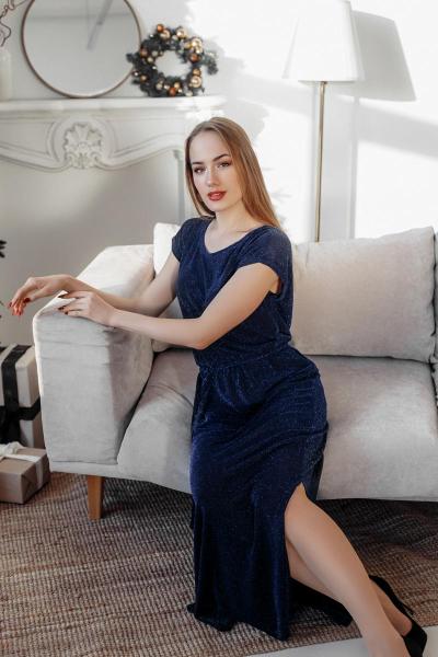 Платье N458