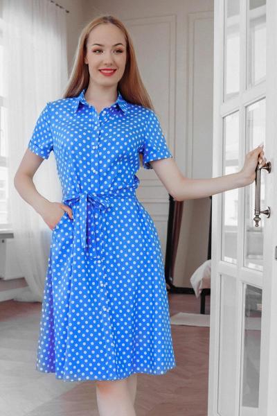 Платье 545