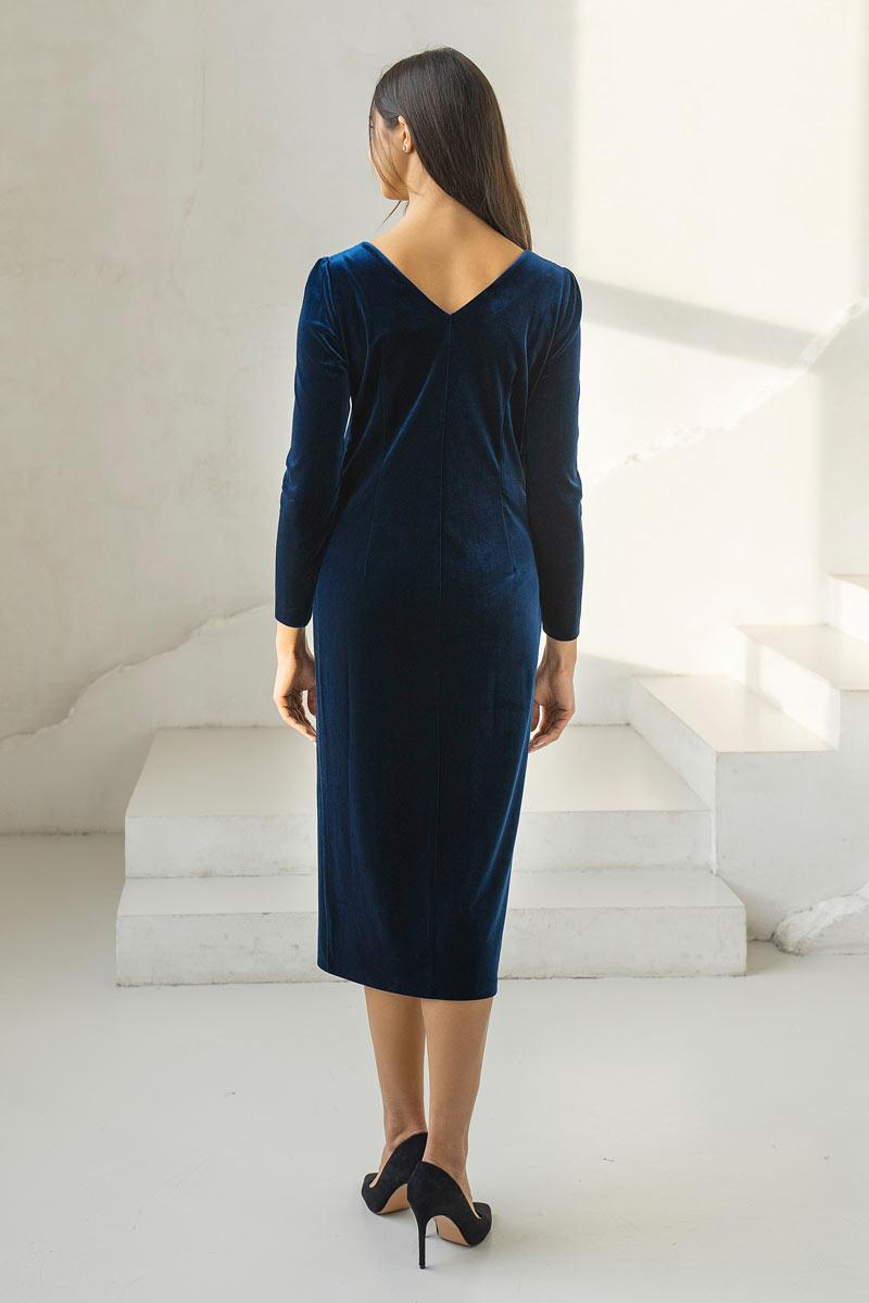 Платье N560