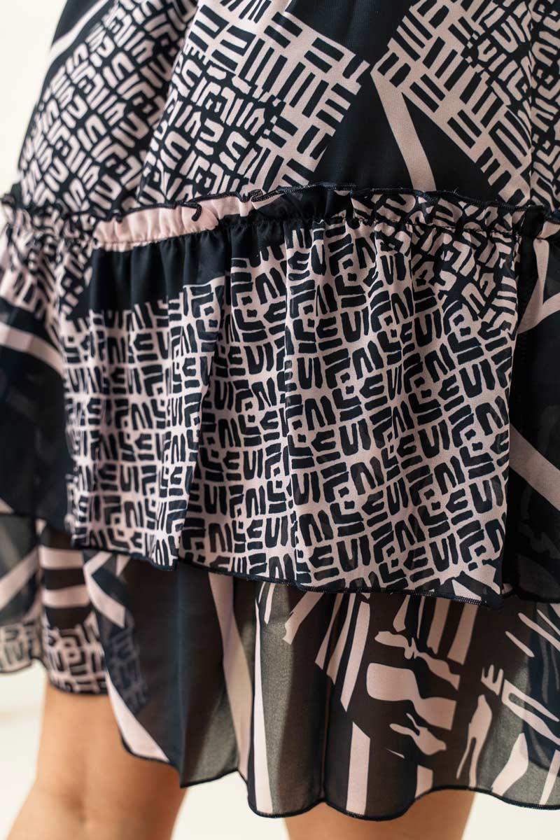 Платье 573