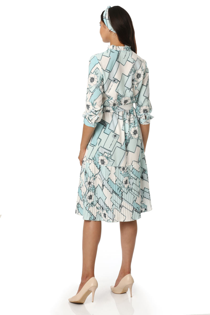 Платье 586