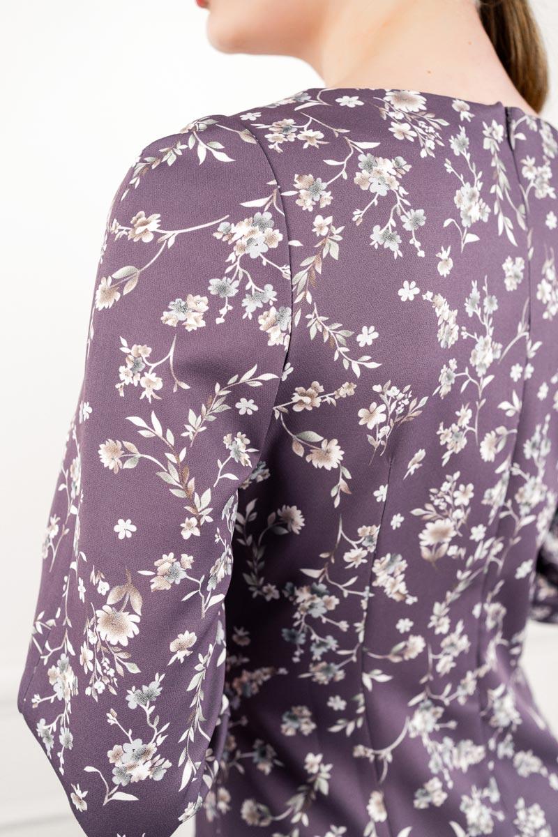 Платье 595