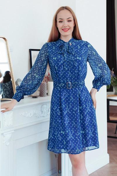 Платье 596