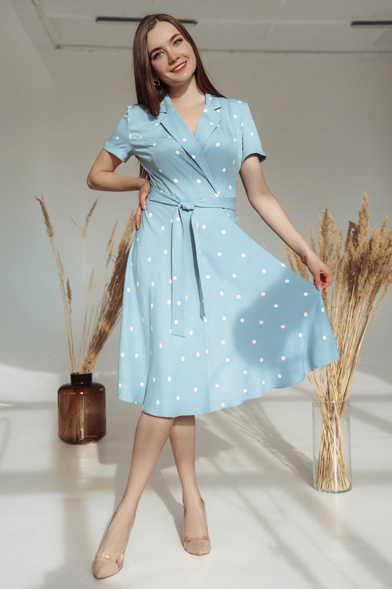 Платье 704